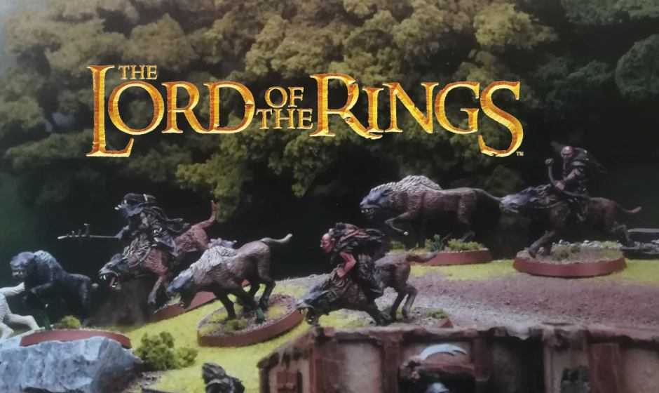 Come dipingere miniature Games Workshop – Tutorial 36: Warg selvaggi