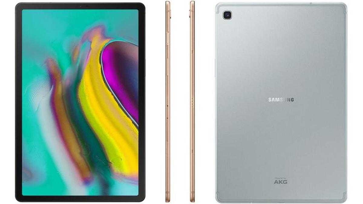 Samsung Galaxy Tab S5e: in pre-ordine a partire da 419 euro
