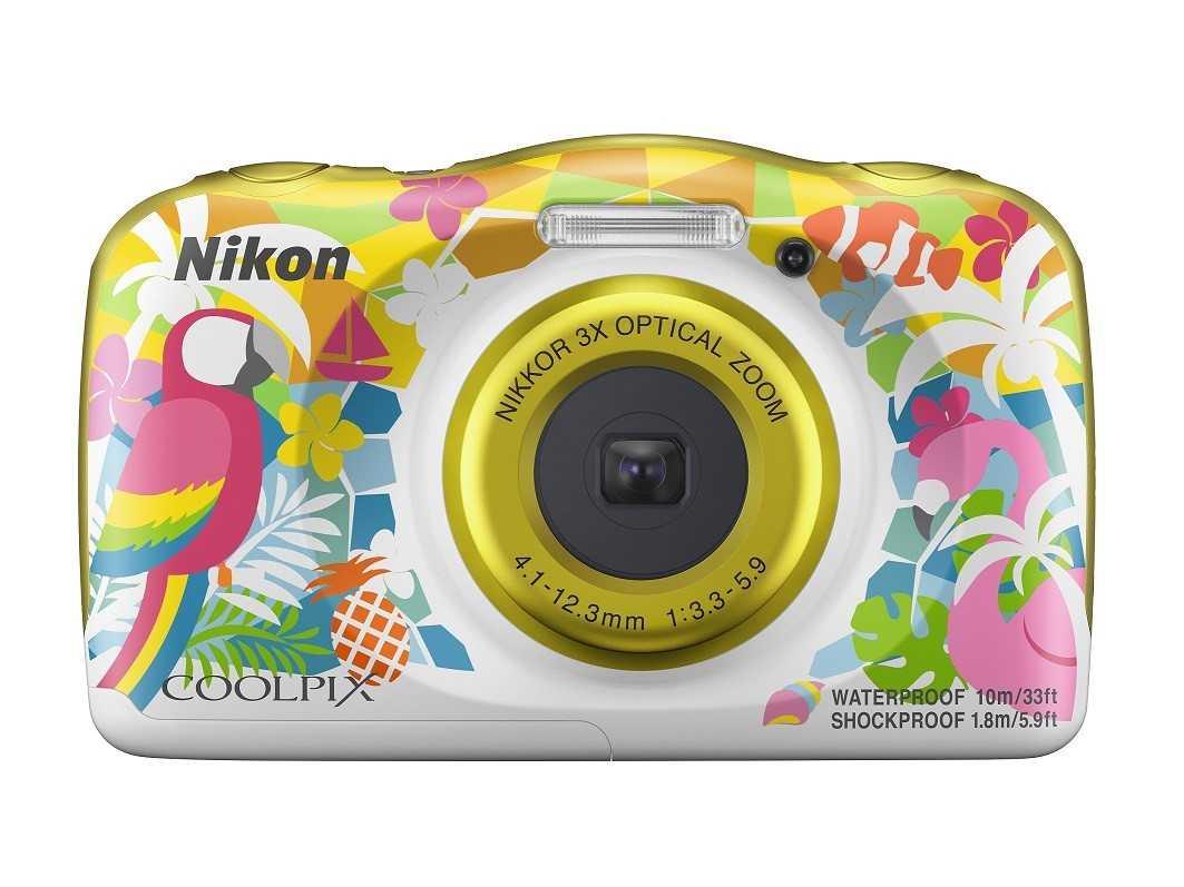 Nikon COOLPIX W150: la compatta rugged resistente all'acqua