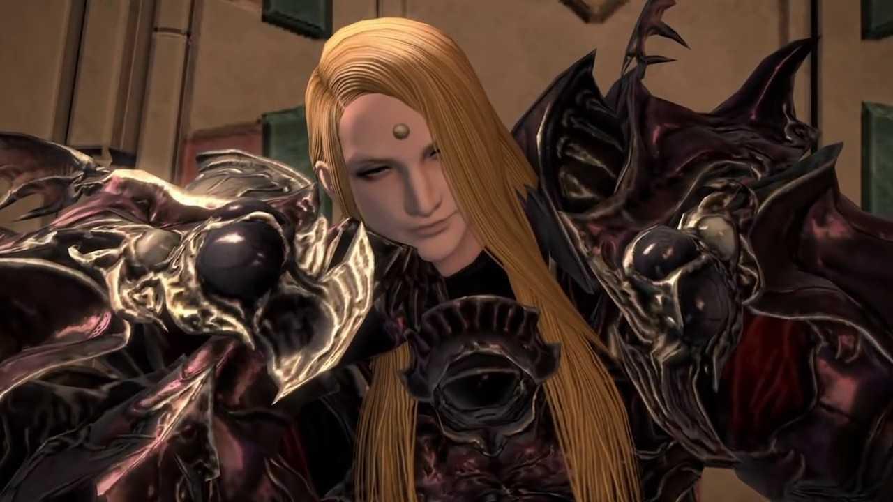 Disponibile da oggi Zenos per Dissidia Final Fantasy NT