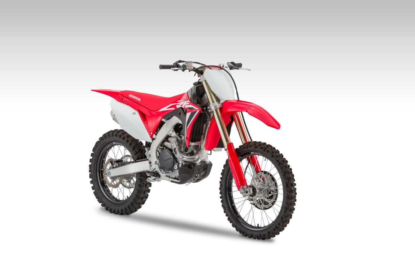 Honda annuncia la nuova gamma CRF 2020