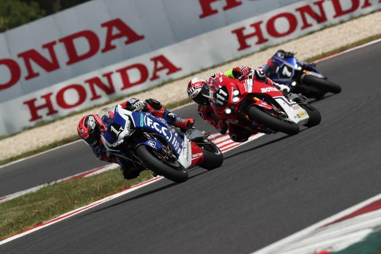 Due podi per Honda a EWC e WTCR dello Slovakiaring