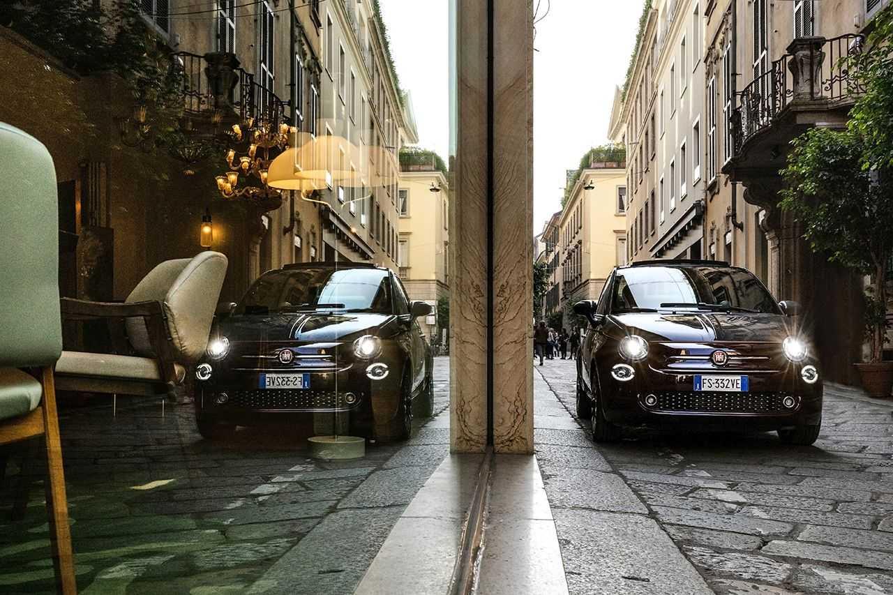 Nuova gamma Fiat 500: versioni top di gamma Star e Rockstar