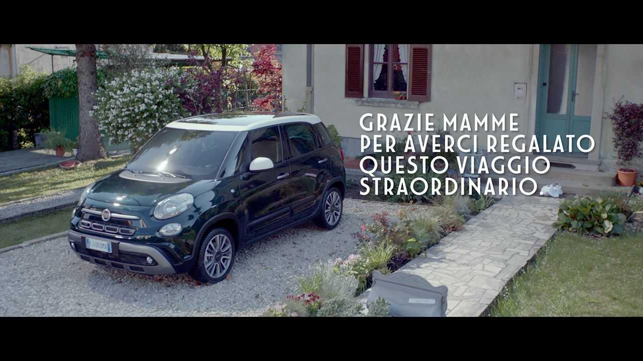 Fiat e Lancia festeggiano tutte le mamme!