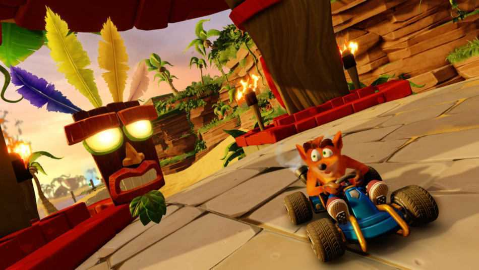 Crash Team Racing Nitro-Fueled: mostrata la Modalità Avventura
