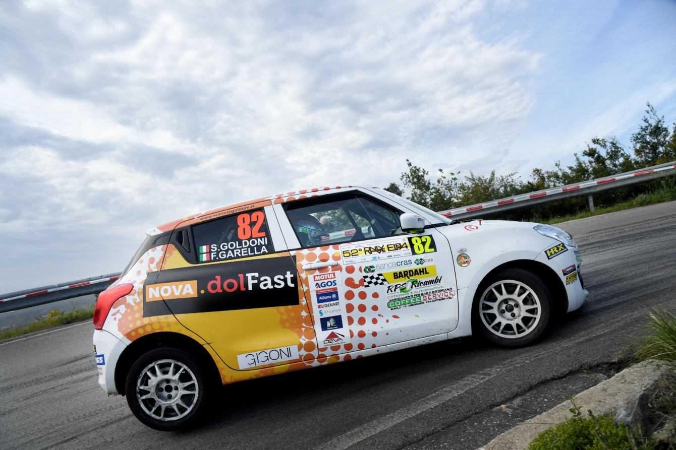 Suzuki Rally Cup al Rally del Salento | WRC