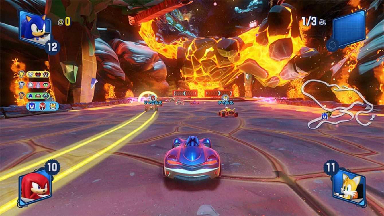 Team Sonic Racing: una sfida velocissima | Recensione