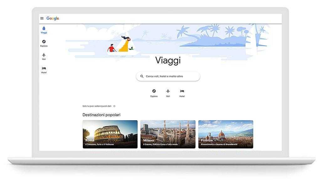 Google Viaggi: un nuovo colpo di mercato premeditato da anni