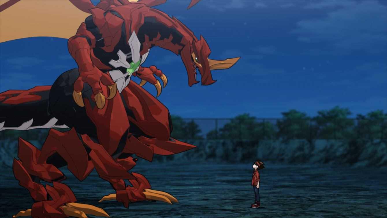 BAKUGAN BATTLE PLANET in prima su Cartoon Network