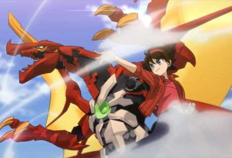 BAKUGAN BATTLE PLANET in prima su Cartoon Network