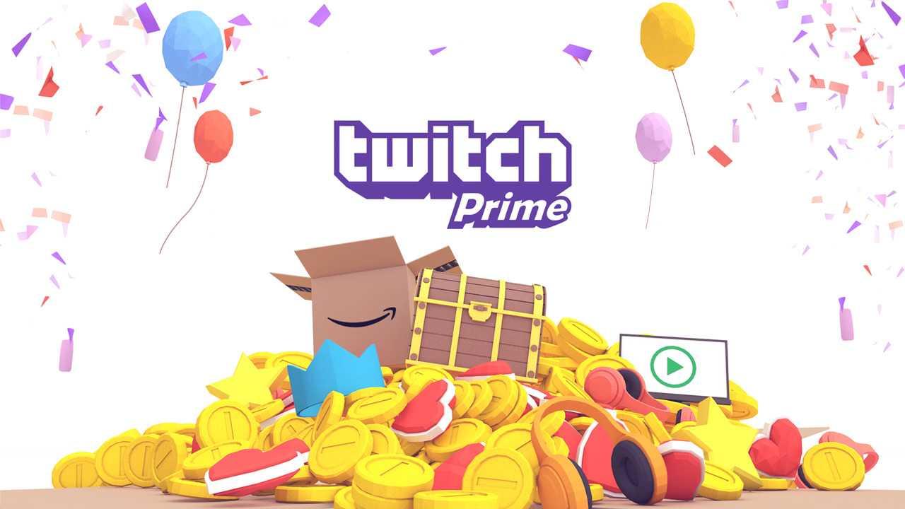 Come avere Twitch Prime | Febbraio 2021