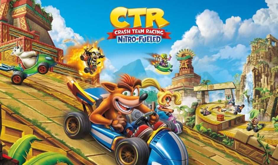 Crash Team Racing Nitro-Fueled, è il momento di tornare in pista