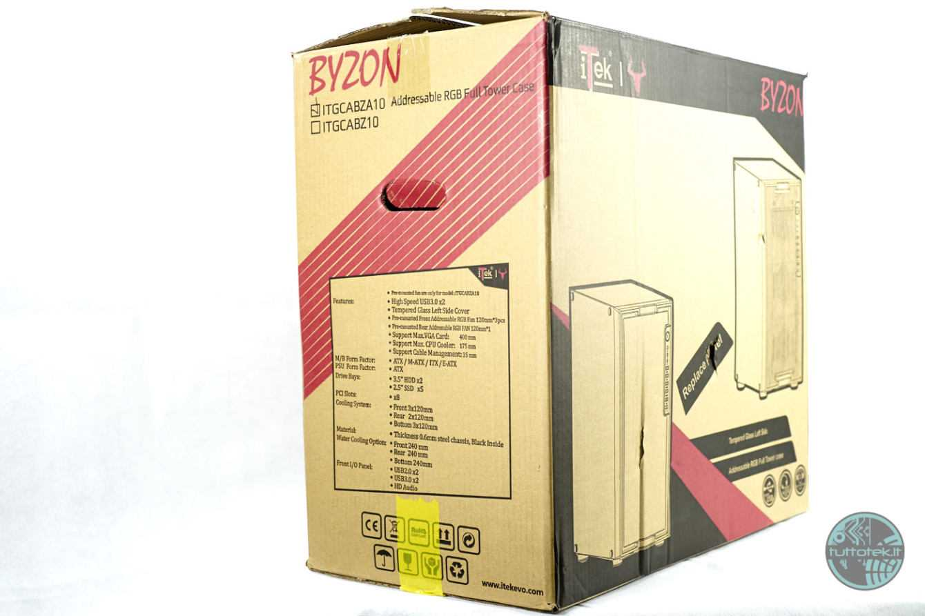iTek Byzon Advanced, qualità senza svenarsi | Recensione