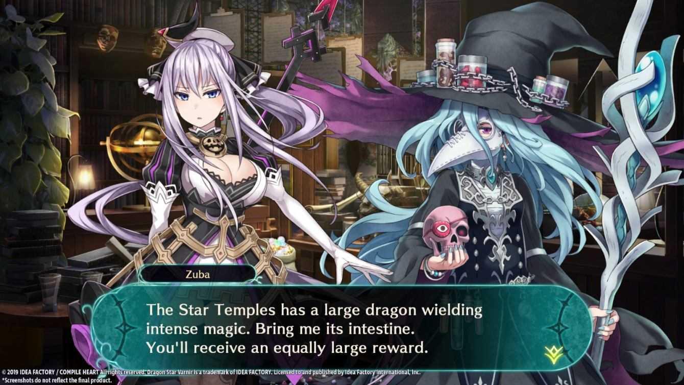 Dragon Star Varnir: ecco cinque nuovi system aspect