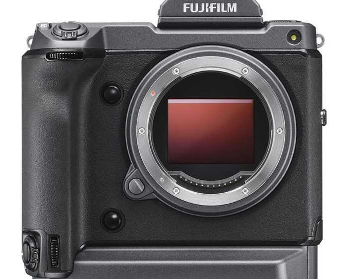 FUJIFILM GFX100: aggiornamenti firmware e software