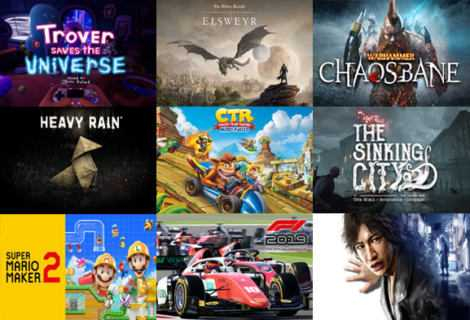 Migliori videogiochi in uscita: Giugno 2019 | Elenco