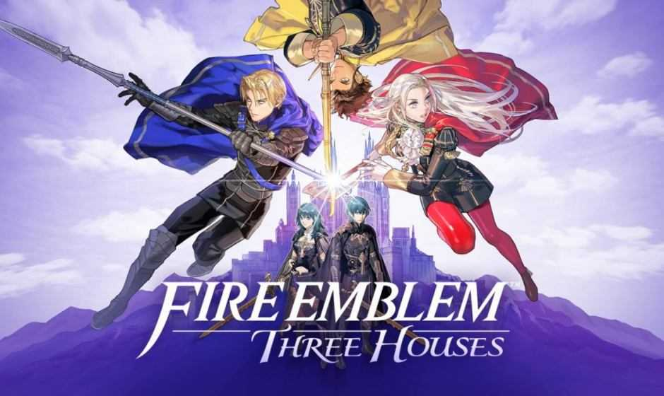Fire Emblem: Three Houses, i trailer delle casate