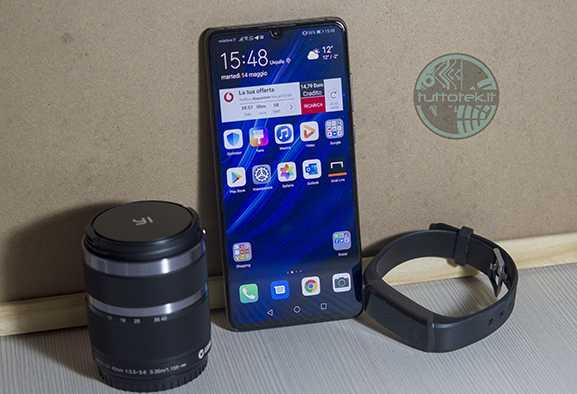 Huawei P30: fluidità e camera da paura | Recensione