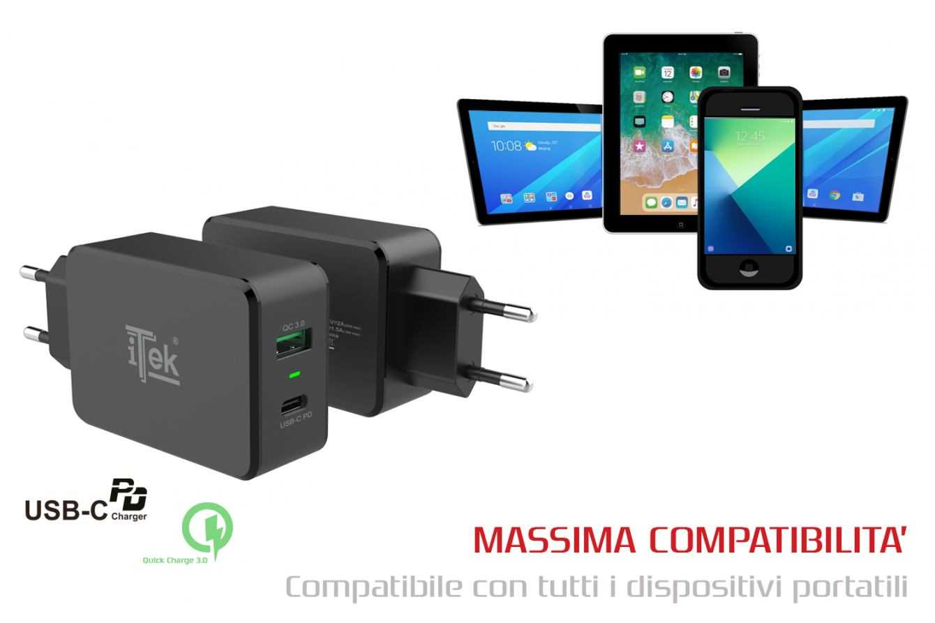 iTek: dispositivi smart per la ricarica mobile!