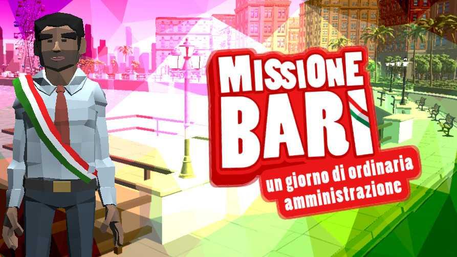 Missione Bari: il gioco che ti mette nei panni del sindaco Decaro!