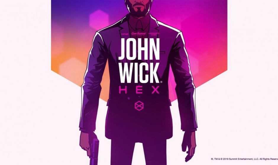 John Wick Hex: ecco la data di uscita su PS4