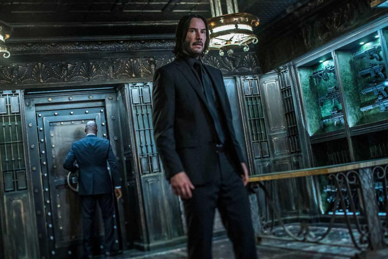 John Wick 5: confermato il sequel del franchise con Keanu Reeves