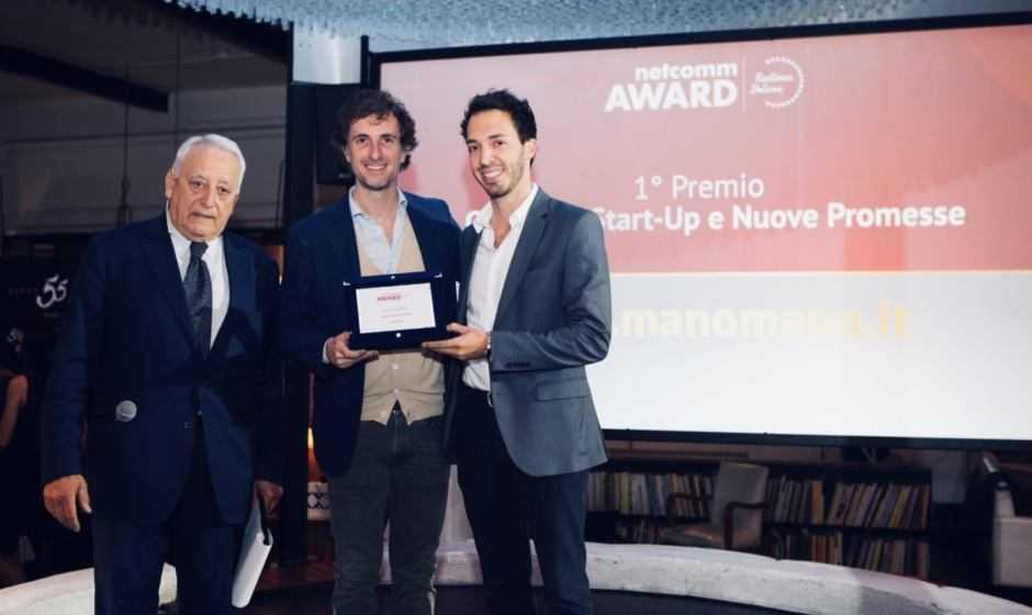 ManoMano vince il Netcomm Award 2019 come migliore start up