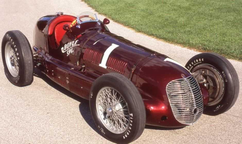 80th anniversario della vittoria di Maserati 8ctf alla 500 miglia