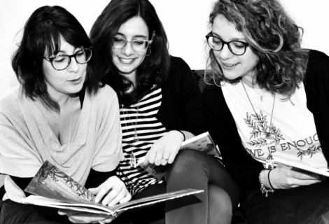 A Firenze apre Nani Pittori, una libreria per mamme e bambini