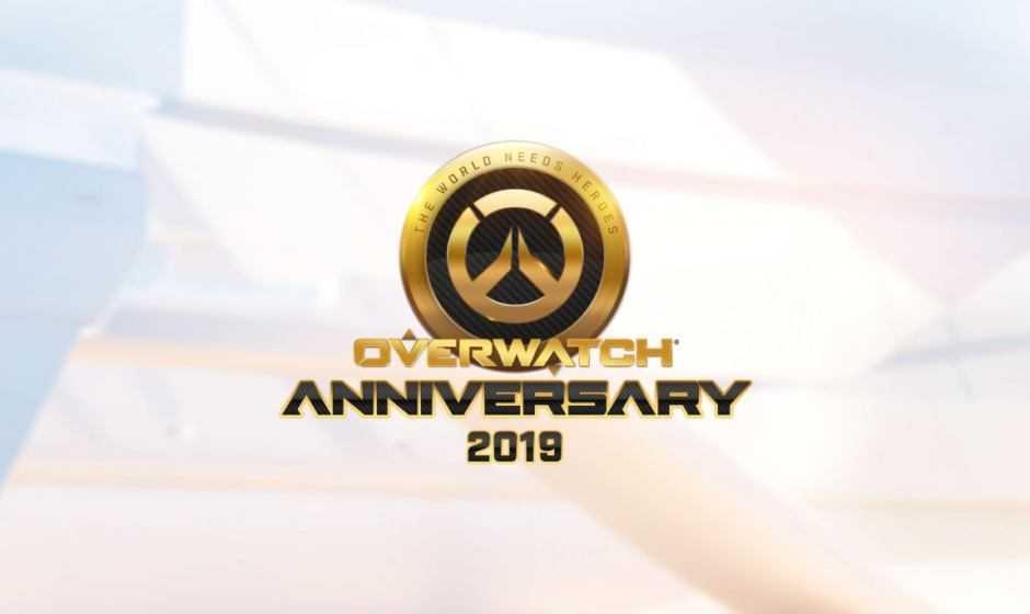 Overwatch: evento dell'anniversario online la prossima settimana