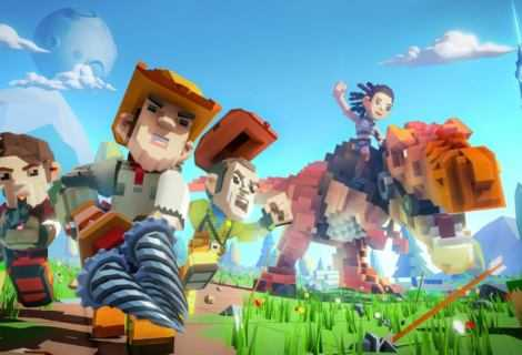 PixArk: disponibile da oggi su Ps4, Switch e Xbox One