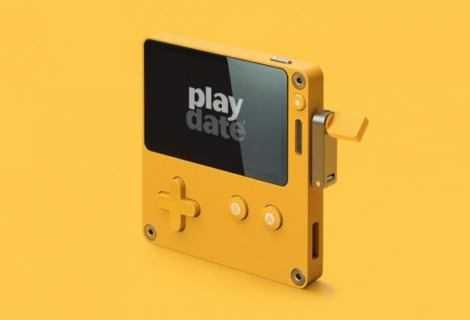 Playdate: una console dallo stile rétro e dal carattere unico