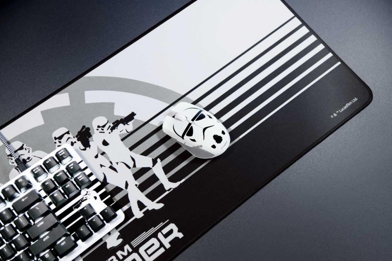 Razer presenta le periferiche Star Wars Stormtrooper Edition