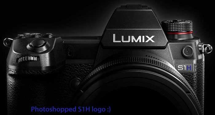 """Panasonic S1H: presunte specifiche della """"video"""" mirrorless"""