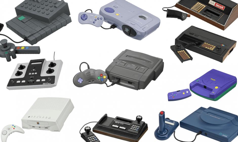 Le 10 Console da gioco che (non) hanno fatto la storia | Curiosità