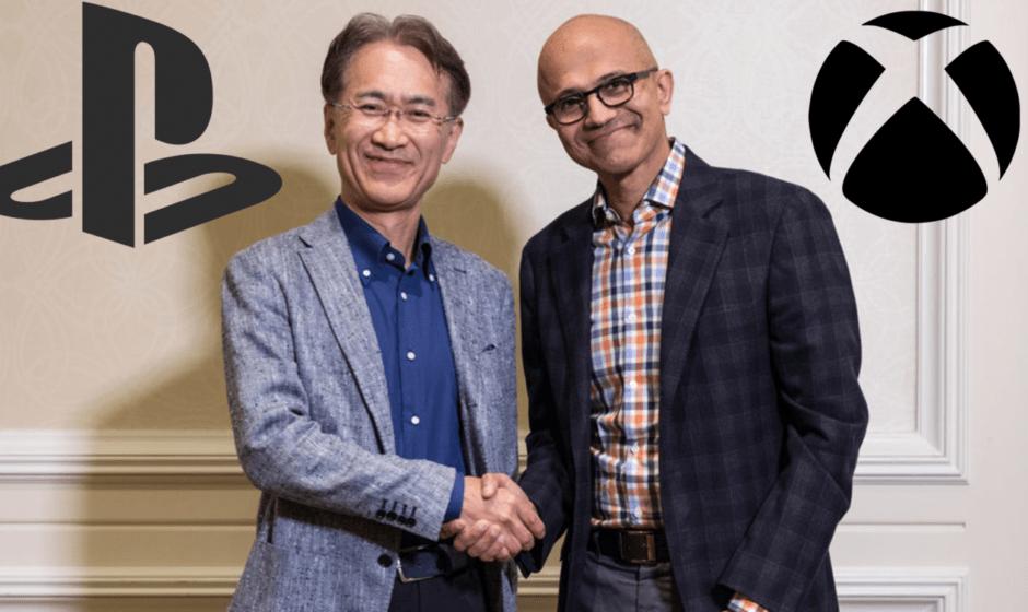Sony e Microsoft si uniscono per il cloud gaming