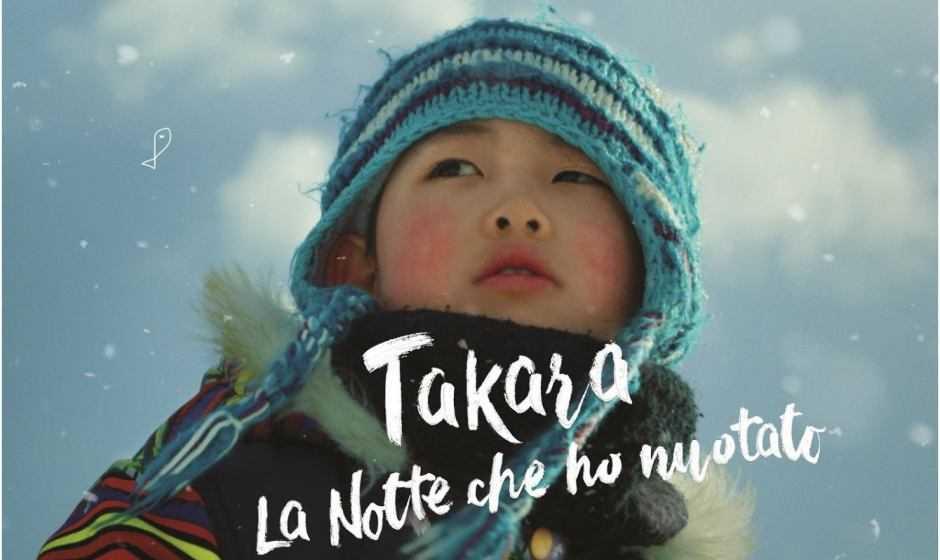 Recensione Takara - La notte che ho nuotato: visiva scoperta