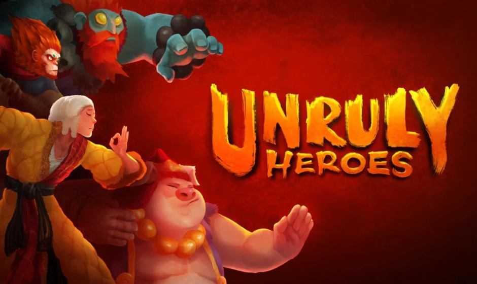 Unruly Heroes: il viaggio in Occidente in 2D | Recensione