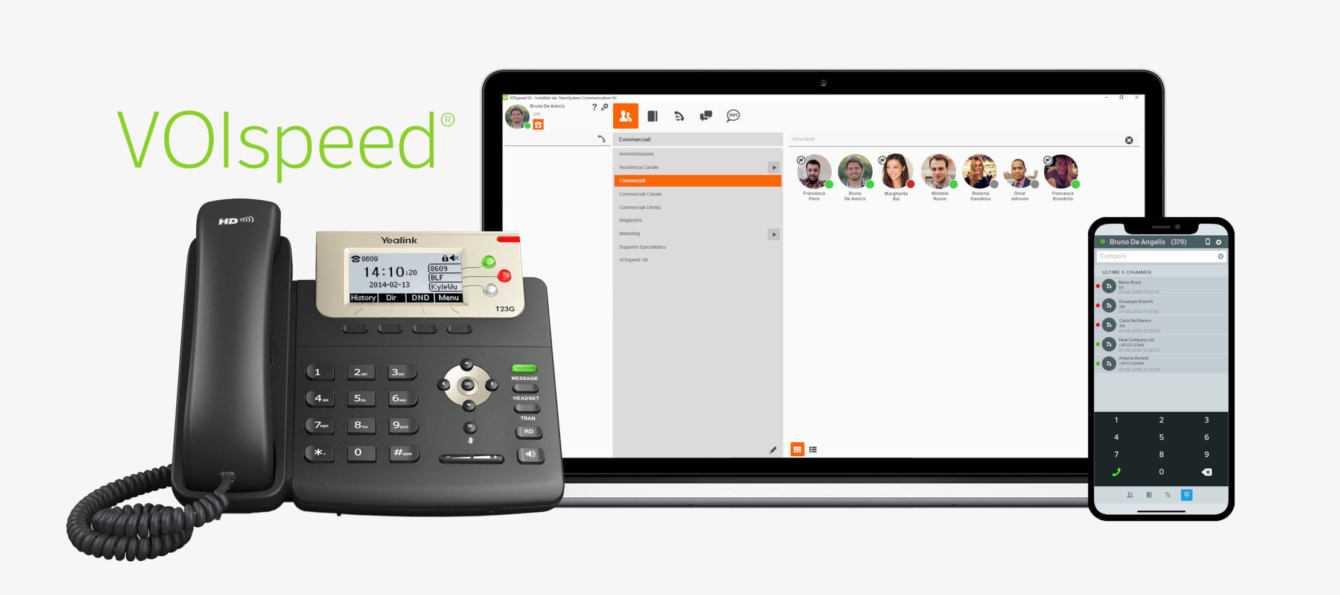 TeamSystem Communication: ecco VOIspeed UCloud 2.0.8