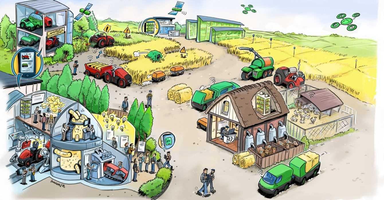 L'Agricoltura Verticale salverà questo mondo