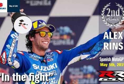 MotoGP 2019: Suzuki sale ancora sul podio