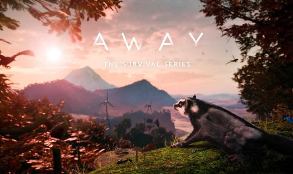 AWAY: The Survival Series, ecco il trailer della versione PS4