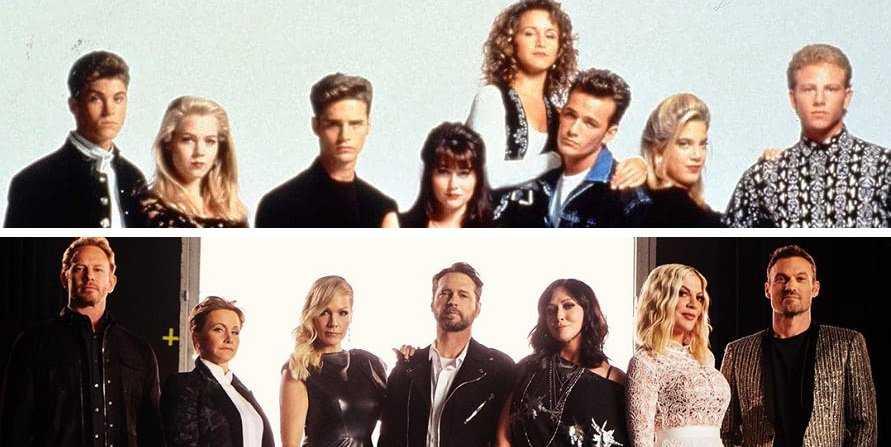 Beverly Hills 90210, annunciata la data del reboot