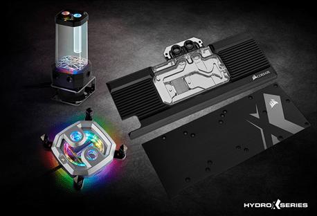 CORSAIR Hydro X Series: il miglior sistema di raffreddamento