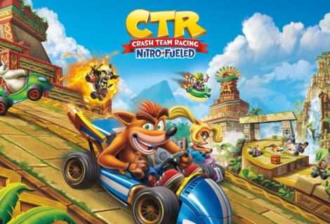 Crash Team Racing: Nitro-Fueled, come sbloccare i personaggi!