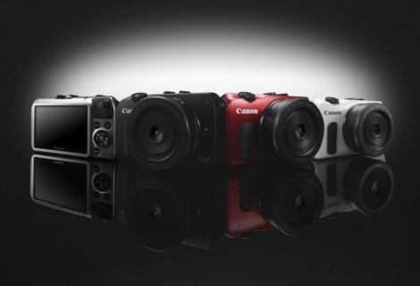 Canon EOS M5 Mark II e M500: mirrorless APS-C entro agosto