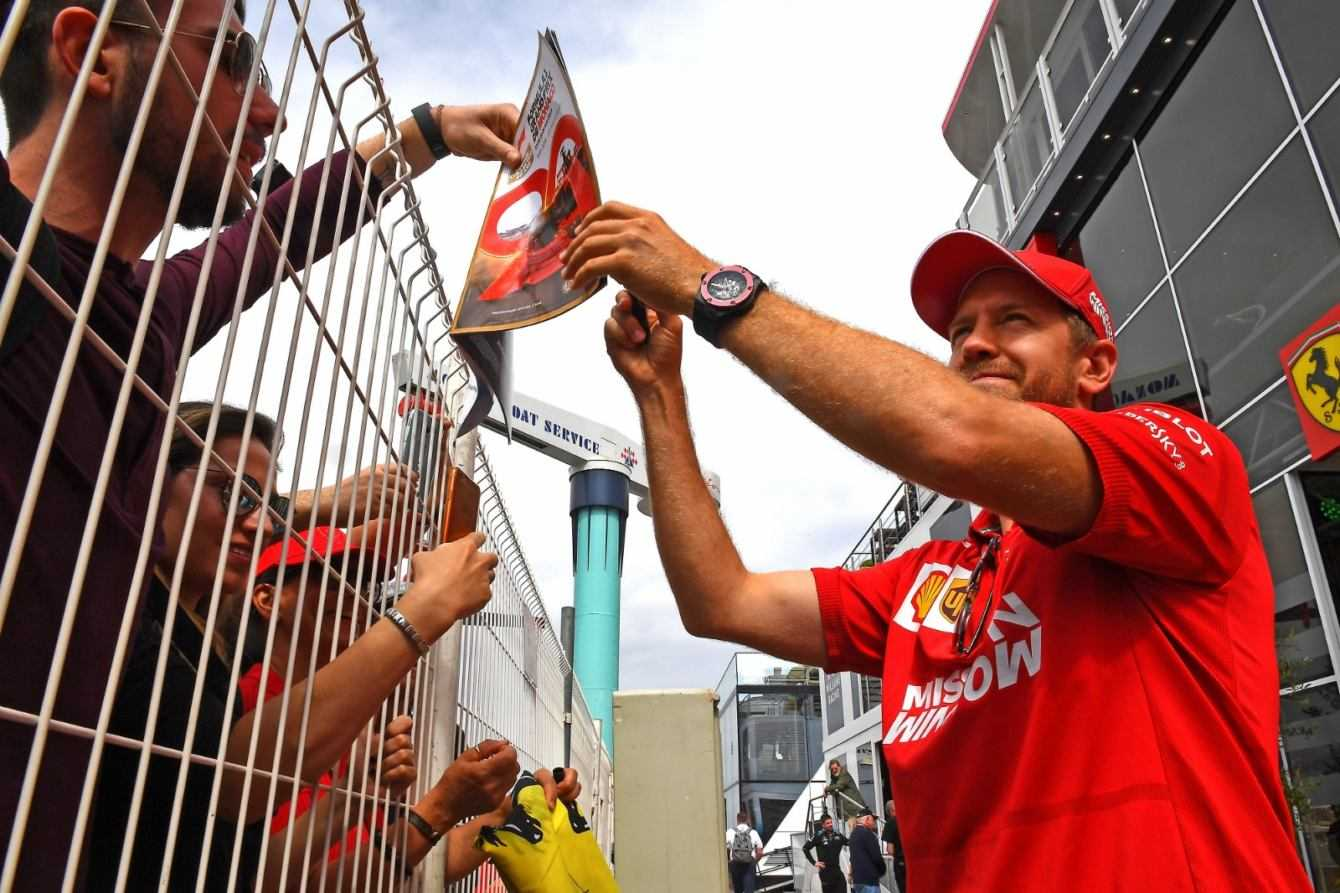 Ferrari: Sebastian Vettel secondo nel Gran Premio di Monaco