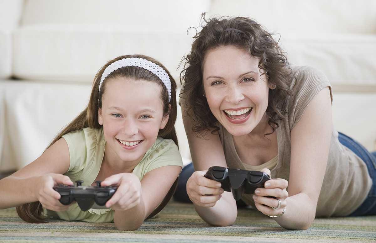 Festa della mamma: 5 giochi da giocare insieme a vostra madre