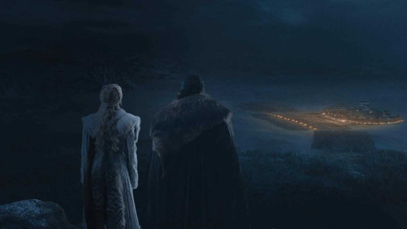 Game of Thrones: The Long Night 8x03,impressioni (no spoiler)