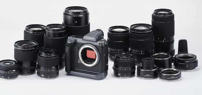 Fujifilm GFX 100: le specifiche ufficiali in anteprima